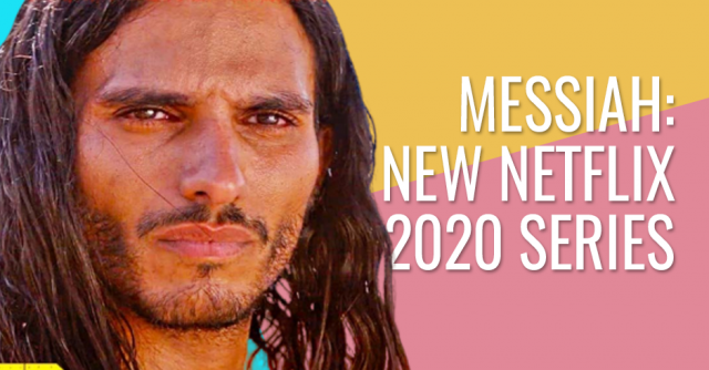 Messiah - New Netflix 2020 series