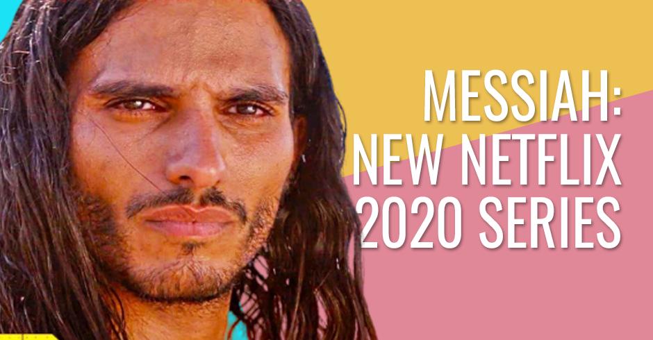 Messiah - New Netflix 2020 series