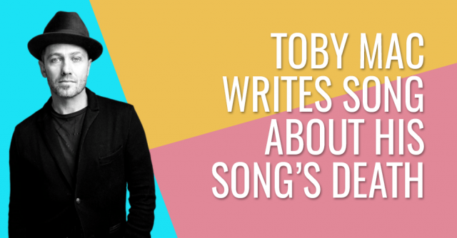 Toby Mac produces moving Christian song after his son's death
