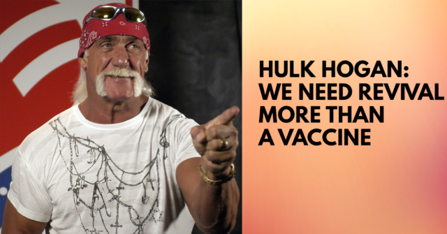 we need revival more than a vaccine