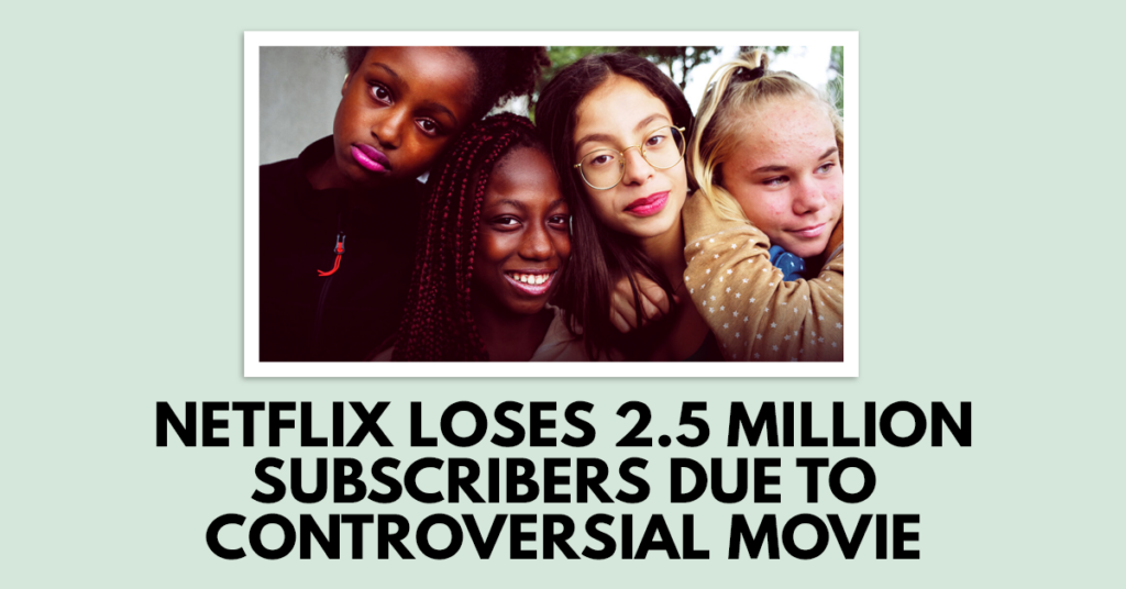 Netflix loses 2.5 million subscribers due to controversial movie